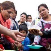 El sur también existe: caravana por la desigualdad en la Ciudad de Buenos Aires