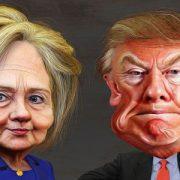 Trump vs Hillary: el juego de las diferencias