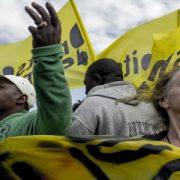 Francia: los refugiados de Calais y la marcha que no fue