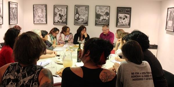 Entre Argentina y Alemania, el activismo travesti y trans, experiencia con voz propia