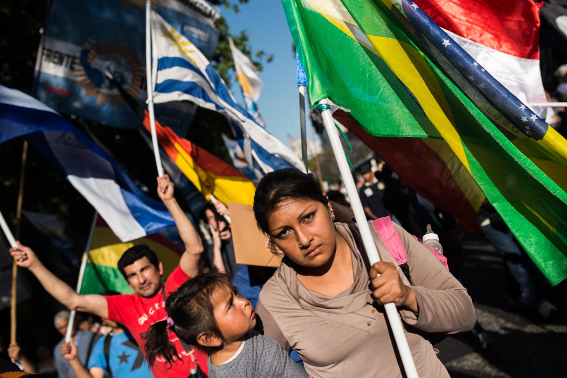 Políticas anti-migratorias de norte a sur: de Donald Trump a Mauricio Macri