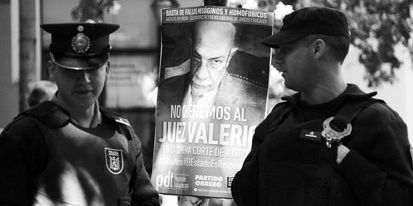 Mendoza. Cornejo logró imponer a Valerio para la Corte de la Injusticia