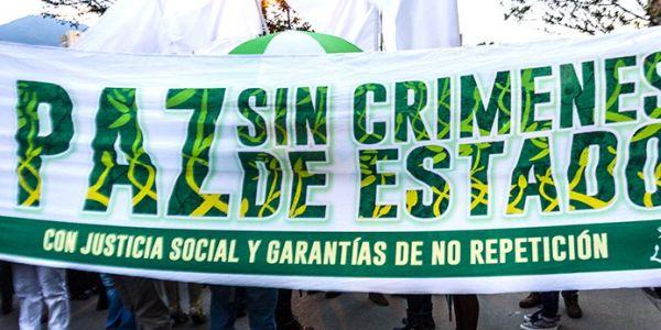 Colombia: fuerte repudio a los asesinatos y atentados contra líderes sociales