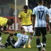 Selección argentina: de fútbol ni hablar