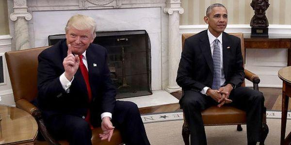 Los primeros pasos de mister Trump
