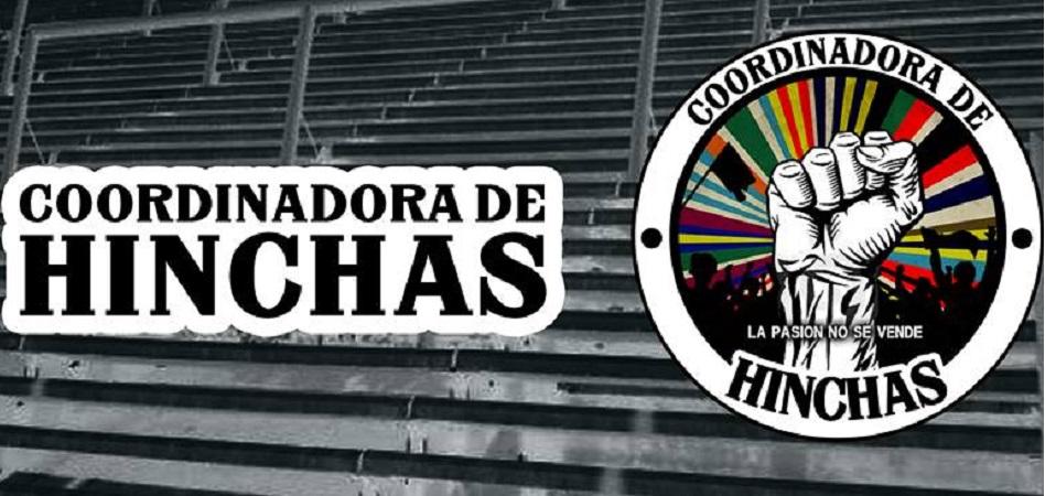 Coordinadora de Hinchas: la pasión por el futbol no se negocia