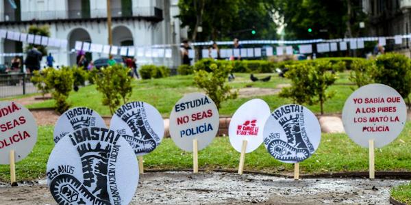 Informe CORREPI: las fuerzas represivas con licencia para matar
