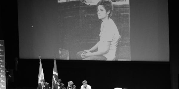 """Dilma Rousseff en Argentina: """"Está en curso un golpe dentro del golpe para impedir que Lula sea candidato"""""""