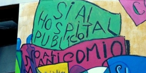 """""""Argentina es el único país que sigue teniendo neuropsiquiátricos"""""""