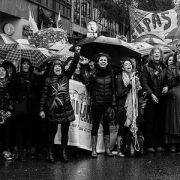 Vení 2017: ante la guerra machista, poder feminista y popular