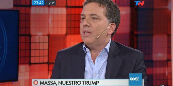 Dujovne: un ministro argentino para Donald Trump