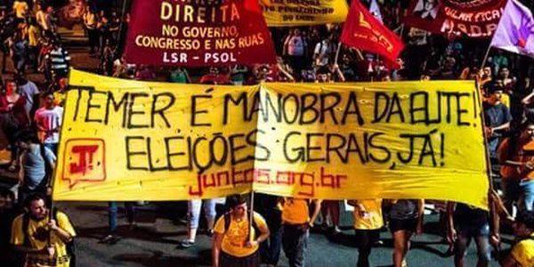Brasil: nueva fase del golpe