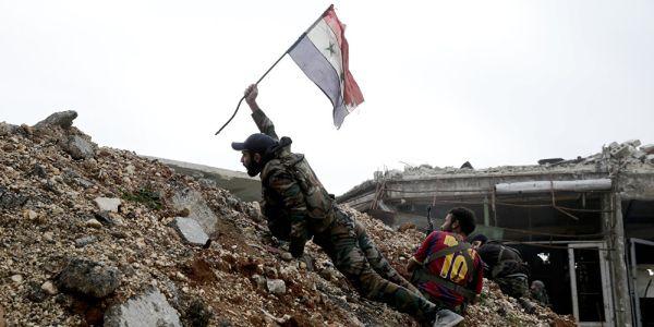 Siria: Alepo, volver a empezar