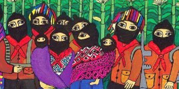 El zapatismo celebra 23 años y ratifica su apoyo a una candidata presidencial indígena