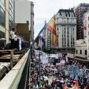 Ruido en las calles: hacia el Paro General