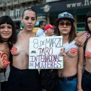 El 8M será un Paro Internacional de Mujeres, no un paro general