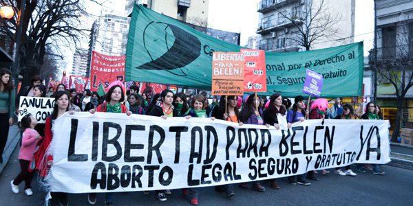 """El feminismo lo hizo otra vez: ¡""""Belén"""" absuelta!"""