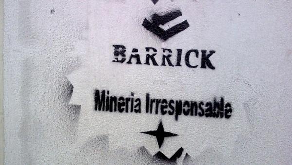 Barrick Gold: cuando la tercera no es la vencida