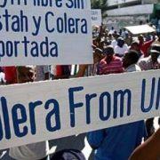 Entrevista a Henry Boisrolin del Comité Democrático Haitiano