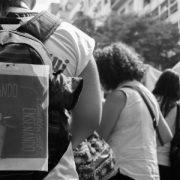 Las clases se dieron en las calles: masiva movilización docente