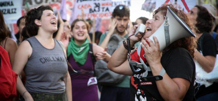 Entre asambleas y redes sociales se construye el Paro Internacional de Mujeres