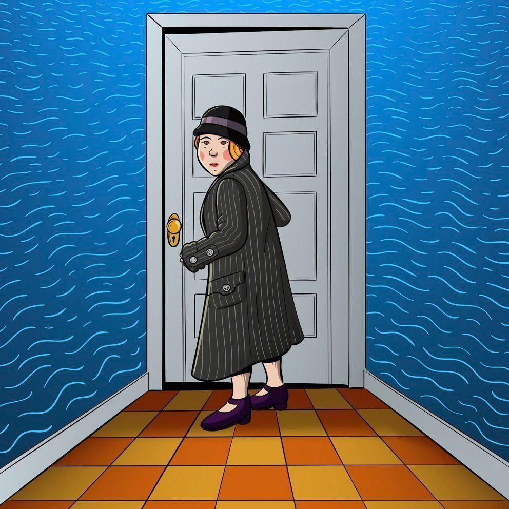 Alfonsina, la poeta laburante