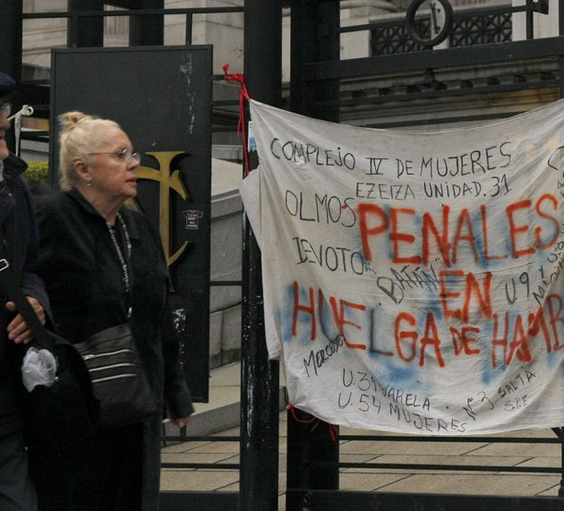 La pretensión de reforma a la ley de ejecución penal: un debate, ¿todas las voces?
