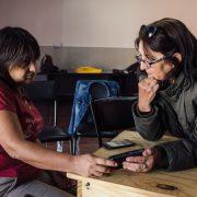 """""""La casa que abraza"""". Un espacio para las mujeres en el ferrocarril Sarmiento"""