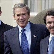 Aznar y su guerra en Irak: el más fascista de las Azores