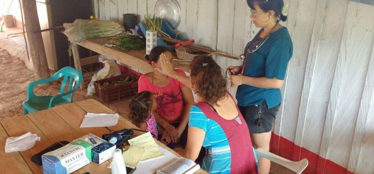 Organizaciones sociales de Colombia y Argentina crean brigada internacional de salud