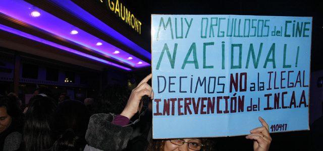 Nuevos despidos en el INCAA