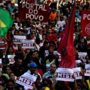 """Brasil: """"esta huelga general es un hito en la historia, pero no vamos a parar ahí"""""""