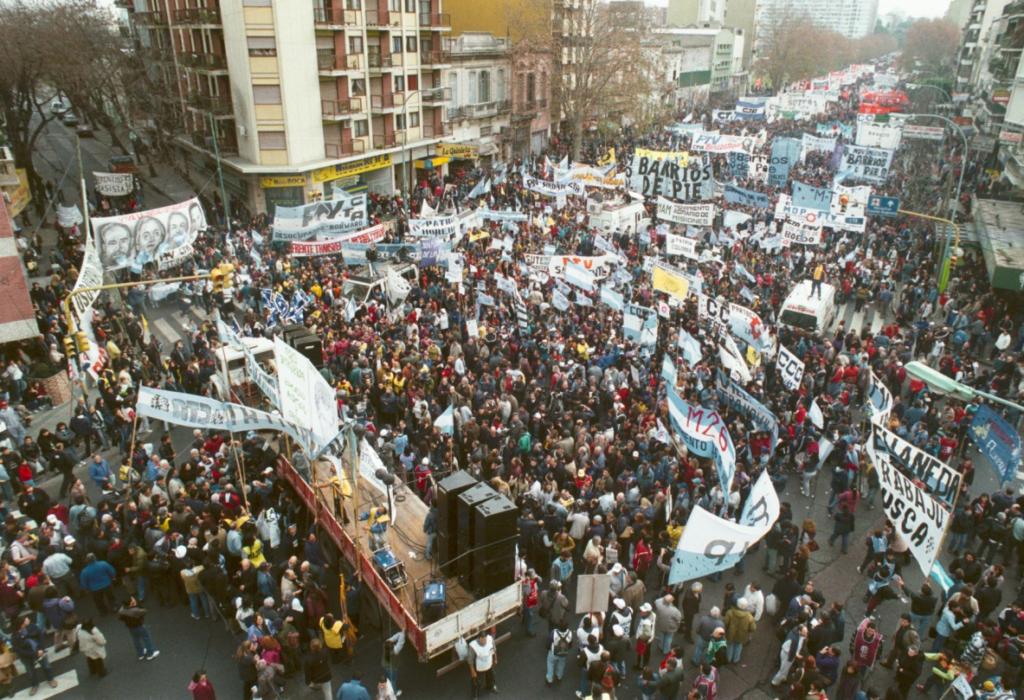 """Juicio Oral contra militantes populares: """"No nos van a encontrar aislados sino en unidad"""""""