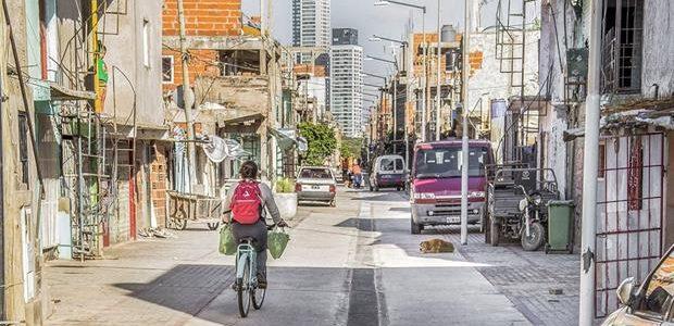 En las villas: ¡urbanismo feminista!