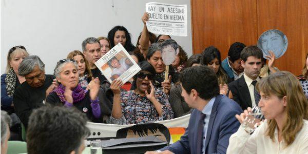 Sumario para representantes del Poder Judicial en el caso Atahualpa