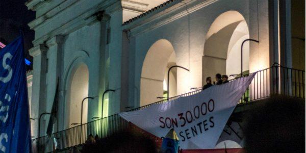 Miles en las calles para que ningún genocida ande suelto