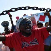 """Henry Boisrolin: """"Haití sigue siendo un país ocupado"""""""