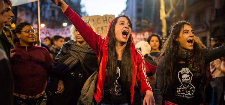 No nos callamos más. Procesaron al periodista Lucas Carrasco por violencia sexual