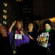 Con Diana en el corazón y Lohana y Maite como banderas, se realizó una nueva marcha contra los travesticidios