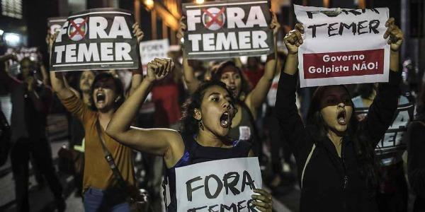 """MTST de Brasil: """"la huelga del 30 de junio es contra los ajustes y la preservación de los derechos"""""""