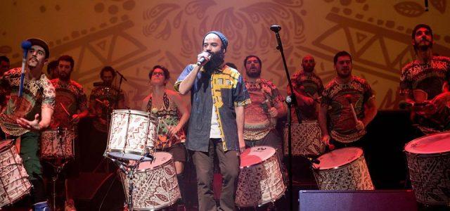 """Cafundó: sobre """"el poder"""" liberador del tambor"""