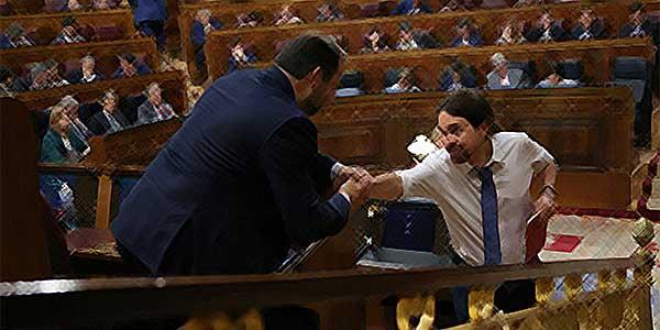 España: se mueven las alianzas políticas