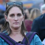 Está desaparecida la activista feminista Fernanda Chacón