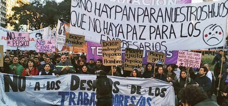 """PepsiCo: """"Si no hay pan para nuestros hijos, que no haya paz para los empresarios"""""""
