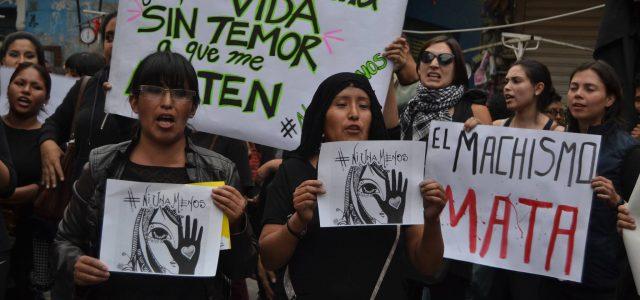 Represión a feministas autónomas en Bolivia: organizar la solidaridad