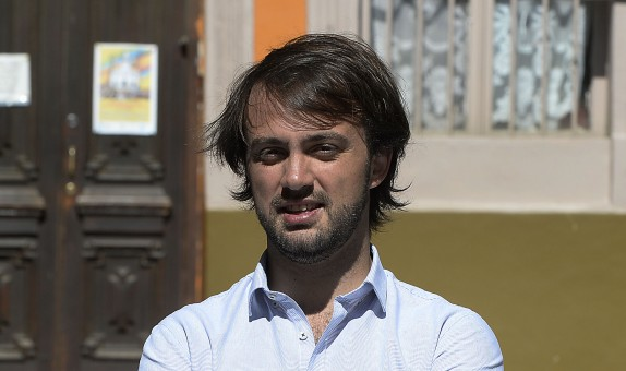 "Chile: ""Tenemos fuerza para ser una alternativa de gobierno"", Jorge Sharp"