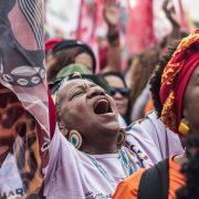 Marcha de las mujeres negras en Brasil: 'eu sou porque nós somos'
