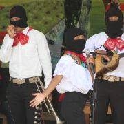 El CompArte en el caracol de Oventik: la hora del arte zapatista