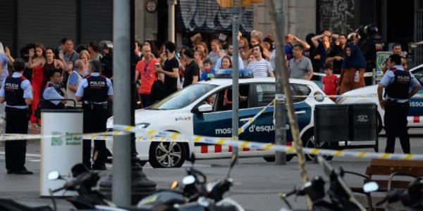 Los impactos constructivos de los atentados terroristas en Cataluña