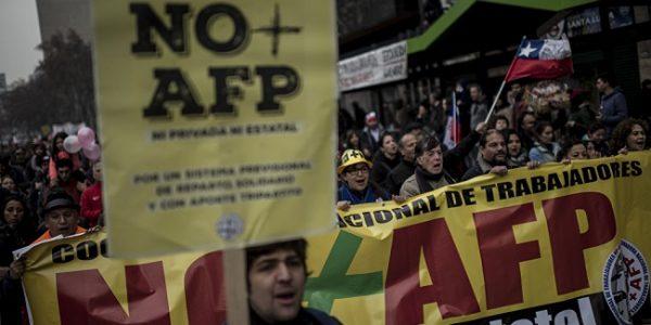 """Chile: el aumento """"estructural"""" del 5% en las pensiones"""